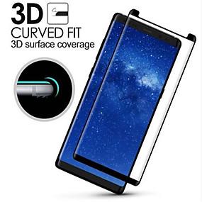 povoljno Galaxy S Screen Protectors-3D zaštitni ekran za samsung galaxy note 9 s8 s9 plus kaljeno staklo kompletno uv staklo za samsung s9 s8