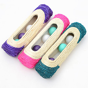 cheap Cat Clothing & Accessories-Squeaking Toy Dog Cat Pet Toy Focus Toy Sisal Gift