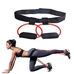 baratos Exercício e Fitness-Bandas de cinto de resistência de saque Esportes Emulsão Ioga Pilates Exercício e Atividade Física Durável Treinador de salto vertical Para Feminino