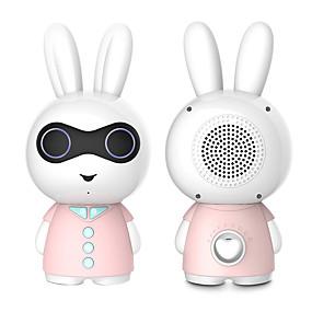 povoljno Igračke i razonoda-LITBest Glazba Box Antistresne igračke Rabbit Pjevanje Divan Fin Kočnica ABS Beba Igračke za kućne ljubimce Poklon