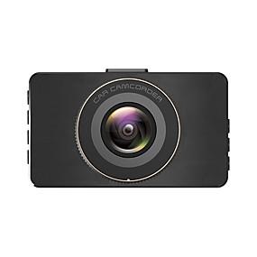 Недорогие Видеорегистраторы для авто-v3 xiaomi 1080p full hd автомобильный видеорегистратор 170 градусов широкоугольный cmos 3-дюймовый видеорегистратор ips с датчиком g / мониторинг парковки / запись петли 2 инфракрасный светодиодный