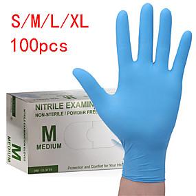 povoljno Dom i vrt-Rukavice za čišćenje od lateksa za jednokratnu upotrebu gumene rukavice za radne rukavice