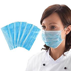 povoljno Elektronika za osobnu njegu-50 pcs Maska za lice Protection Non-woven Fabrics CE Certifikat Jednokratno Visoka kvaliteta Maska za pola lica Random Colour
