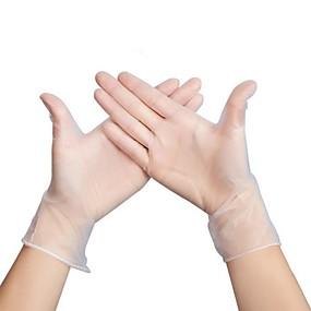 povoljno Dom i vrt-Jednokratne rukavice od lateksa, gumene rukavice za čišćenje, rukavice za čišćenje