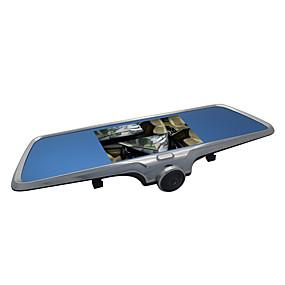 Недорогие Видеорегистраторы для авто-5-дюймовый экран 1080p автомобильный видеорегистратор 360 панорамный видеорегистратор для путешествий 170-градусный широкоугольный cmos видеорегистратор с g-сенсором парктроника с двойной петлей