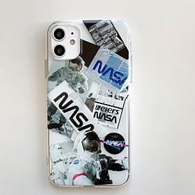 Недорогие Дизайн Case-индивидуальный уникальный дизайн чехол для apple iphone 11 / iphone 11 pro / iphone 11 pro max противоударный задняя крышка мультфильм tpu