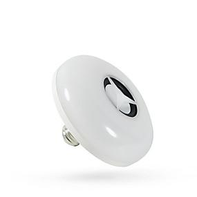 povoljno LED Smart žarulje-bluetooth žarulja vodila pametni mjehurić s bojama bluetooth glazba ufo lampica rgb daljinski upravljač bluetooth benz music lampica