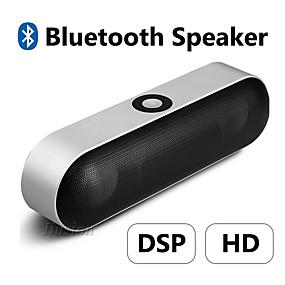 olcso Hangszórók-nby-18 mini bluetooth hangszóró hordozható vezeték nélküli hangszóró hangrendszer 3d sztereó zenei surround támogató bluetooth, tf aux usb