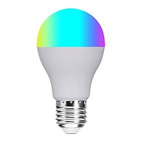 povoljno LED Smart žarulje-1pc 11 W Smart LED žarulje 600 lm E27 22 LED zrnca SMD 5050