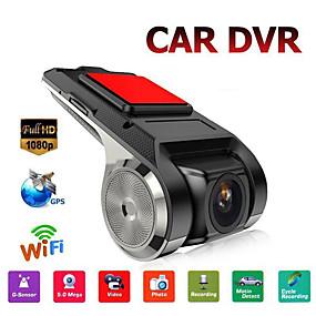 Недорогие Видеорегистраторы для авто-Ультра HD автомобильный видеорегистратор 1080p с ночным видением парковки монитор петли запись обнаружения движения