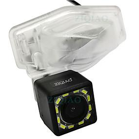 Недорогие Автоэлектроника-ziqiao 480 телеканалов 720 x 480 ccd проводная 170-градусная водонепроницаемая камера заднего вида / plug and play для автомобиля