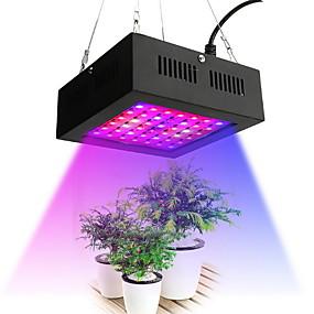 povoljno Svjetla za uzgoj biljaka-1pc 80 W 2500 lm 42 LED zrnca Jednostavna instalacija Za staklenik hidroponik LED rasvjeta za uzgoj biljaka Uzgoj rasvjetnih tijela 85-265 V Stakleno povrće