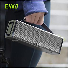 billige Højtalere-ewa d560 udendørs bluetooth højttaler vandtæt højeffekt stor lyd og bas bærbar til lille fest / sreet dans / offentlig park brug
