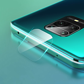 cheap Xiaomi-Screen Protector for Xiaomi Redmi Note 9s/ Note 9 Pro/Note 9 Pro Max Tempered Glass Camera Lens Protector High Definition (HD) / 9H Hardness / Explosion Proof