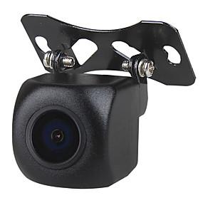 Недорогие Автоэлектроника-ziqiao 480 телеканалов 1080x720 ccd проводная 170-градусная водонепроницаемая камера заднего вида / plug and play для автомобиля