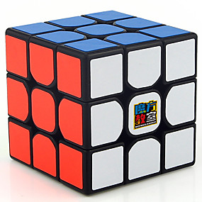 cheap Toy & Game-Speed Cube Set 1 pc Magic Cube IQ Cube Pyramid Alien Megaminx 3*3*3 Magic Cube Puzzle Cube Professional Level Stress and Anxiety Relief Focus Toy Classic & Timeless Kid's Adults' Toy All Gift