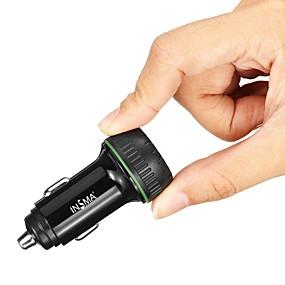 Недорогие Автомобильные зарядные устройства-Многофункциональное автомобильное зарядное устройство insma pdqc 27 Вт / 30 Вт