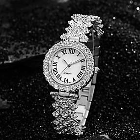 ieftine Cuarț ceasuri-Pentru femei Quartz Quartz Casual Draguț Analog Roz auriu Auriu Argintiu / Un an / imitație de diamant / Un an