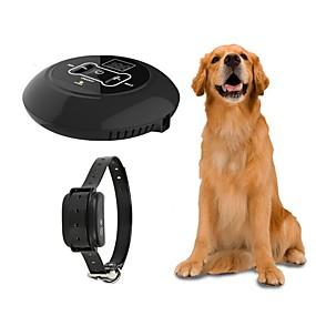 abordables Fournitures pour Animaux-Entrainement de chien Clôture sans fil Installation Facile Electronique Chat Petits Animaux à Fourrure Animaux de Compagnie Sans fil Facile à Installer Rechargeable Electronique Accessoires de