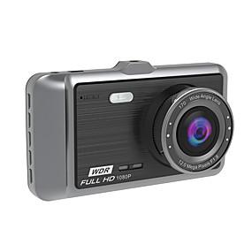 Недорогие Видеорегистраторы для авто-A60 автомобиль автомобиль многофункциональные принадлежности классический дисплей 140 градусов объектив 1080p full hd автомобильная видеорегистратор с камерой заднего вида