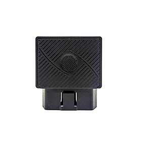 Недорогие Автоэлектроника-Мини Plug Plug Play OBD GPS трекер автомобиля GSM Obdii устройство слежения за автотранспортными средствами obd2 16-контактный интерфейс Китай GPS-локатор с программным обеспечением&усилитель;