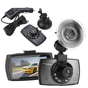 cheap Car DVR-2.4 LCD Wide Angle Lens Car Camera Cycle Recorder DVR Camera IR Night Vision Ceamara DVR