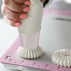 Χαμηλού Κόστους Κουζίνα και τραπεζαρία-4 τεμάχια ακροφύσια σωληνώσεων γλάσο κέικ ζάχαρη σκάφη ζαχαροπλαστικής διακόσμηση εργαλεία ψησίματος διακόσμηση