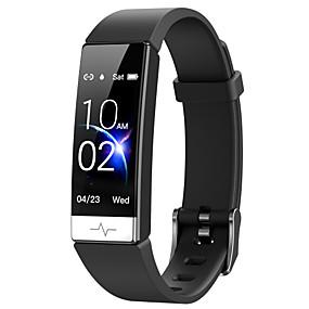 abordables Bracelets Intelligents-o91 hommes femmes bracelet intelligent smartwatch android ios bluetooth moniteur de fréquence cardiaque étanche calories de sport brûlées longue veille ecg + ppg chronomètre podomètre rappel d'appel