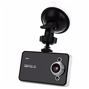 Недорогие Видеорегистраторы для авто-мини видеокамера k6000 видеокамера 2.3 1080 полный привод автоматический тахограф 90 градусов угол съемки ночного видения