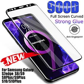ieftine Protectoare Ecran de Samsung-900d sticlă securizată complet curbată pentru samsung s8 s9 plus s10 lite s10 plus sticlă de protecție pentru samsung note 8 9 10 pro ecran protector