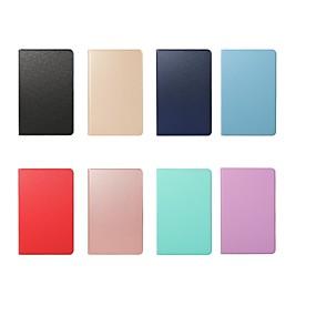 """Недорогие Чехол для планшета Huawei-чехол для планшетов huawei mediapad m6 8.4"""" ударопрочные / магнитные чехлы для всего тела из однотонной искусственной кожи"""