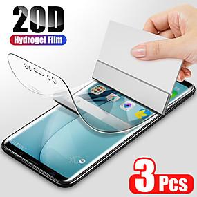 ieftine Protectoare Ecran de Samsung-3buc film hidrogel pentru samsung galaxy s8 s9 s10 plus ecran protector pentru samsung galaxy s10 s9 s10 lite s7 edge film nu glas
