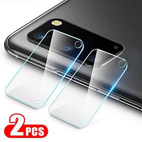 ieftine Protectoare Ecran de Samsung-2pcs lentilă de cameră sticlă securizată pentru samsung galaxy s20 ultra s20 s20 plus film protector de sticlă