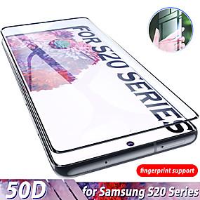 ieftine Protectoare Ecran de Samsung-Sticlă curbată 3D curbată pentru samsung galaxy s20 ultra s20 plus s20 full screen protector 9h hd film protector