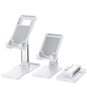 cheap Bedside-Mini Adjust Mobile Phone Holder Desk For iPhone Samsung Xiaomi For Tiktok Youtoobe Live foldable Stand SmartPhone and Tablet