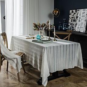 رخيصةأون المطبخ و السفرة-الفرنسية الرجعية الدانتيل الأبيض مفرش المائدة المنزلية مستطيلة القهوة مفرش المائدة