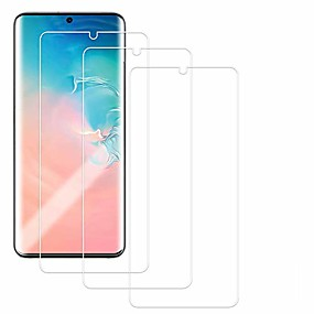 Scratch Card for Galaxy A30 JIANGNIUS Screen Protector 25 PCS Soft Hydrogel Film Full Cover Front Protector with Alcohol Cotton