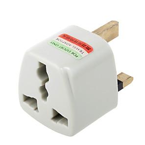 ieftine Cabluri de Adaptor AC & Curent-universal ne UE au în Marea Britanie de alimentare AC adaptor convertor portabil (ceg404)