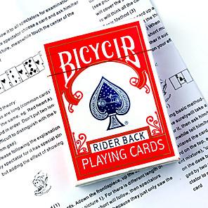 ieftine Recuzită de Magie-magie poker (schimba cărți diferite, în același)