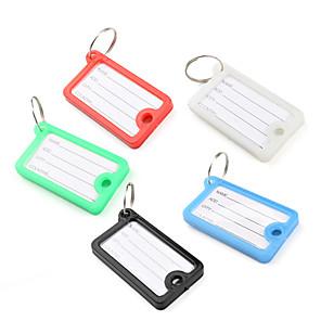 ieftine Ustensile & Gadget-uri de Copt-mini dreptunghi de călătorie valiza ID-ul tag-ul de bagaje (5 buc)