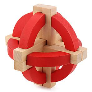 ieftine Recuzită de Magie-Puzzle Puzzle Lemn Jocuri IQ nivel profesional Viteză Test de inteligenta De lemn Clasic & Fără Vârstă Băieți Jucarii Cadou