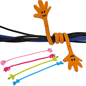 ieftine Organizatoare Birou-mână cablu model bobinator