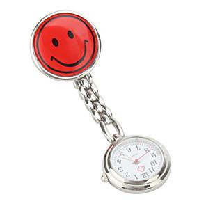 ieftine Cuarț ceasuri-Pentru femei Nurse Watch Quartz femei Ceas Casual Argint Analog - Alb Mov Galben Un an Durată de Viaţă Baterie