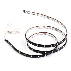 ieftine Produse Fard-1 Bucată Conexiune prin cablu Mașină Becuri SMD 1210 45 LED Lumini de decorare Pentru Toate Modele Toți Anii