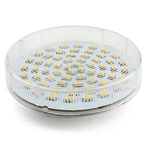 ieftine LED-uri-1pc gx53 3,5 w 300-350 lm led lumina reflectoarelor 60 led margele smd 2835 cald alb / rece rece / alb natural 220-240 v