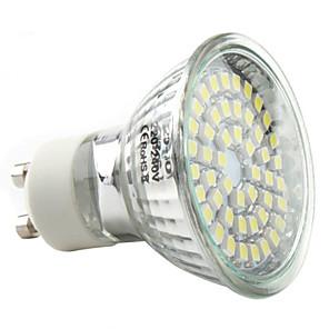 cheap Bakeware-1pc 3 W LED Spotlight 250-300 lm GU10 48 LED Beads SMD 2835 Warm White Cold White Natural White 220-240 V