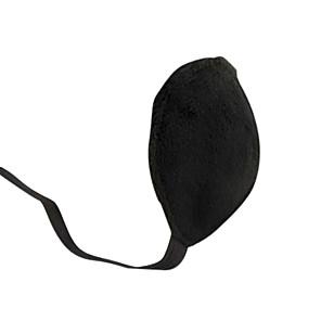 povoljno Halloween smink-Mask Inspirirana Crna Butler Ciel Phantomhive Anime Cosplay Pribor Mask PU koža Muškarci Noć vještica