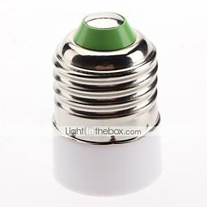 E27 til E14 E14 85-265 V Plast Lyspære socket