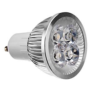 4 W LED-spotpærer 3000 lm GU10 4 LED perler Høyeffekts-LED Dekorativ Varm hvit 85-265 V