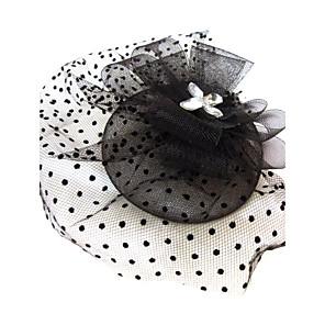 ieftine Bijuterii de Păr-Cristal / Ștras / Material Textil Diademe / Palarioare cu 1 Nuntă / Ocazie specială / Party / Seara Diadema